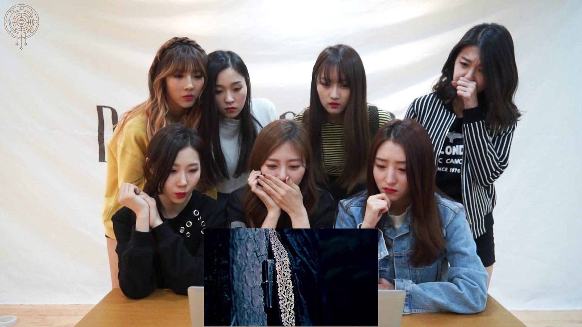Dreamcatcher(드림캐쳐) 'GOOD NIGHT' MV Reaction!
