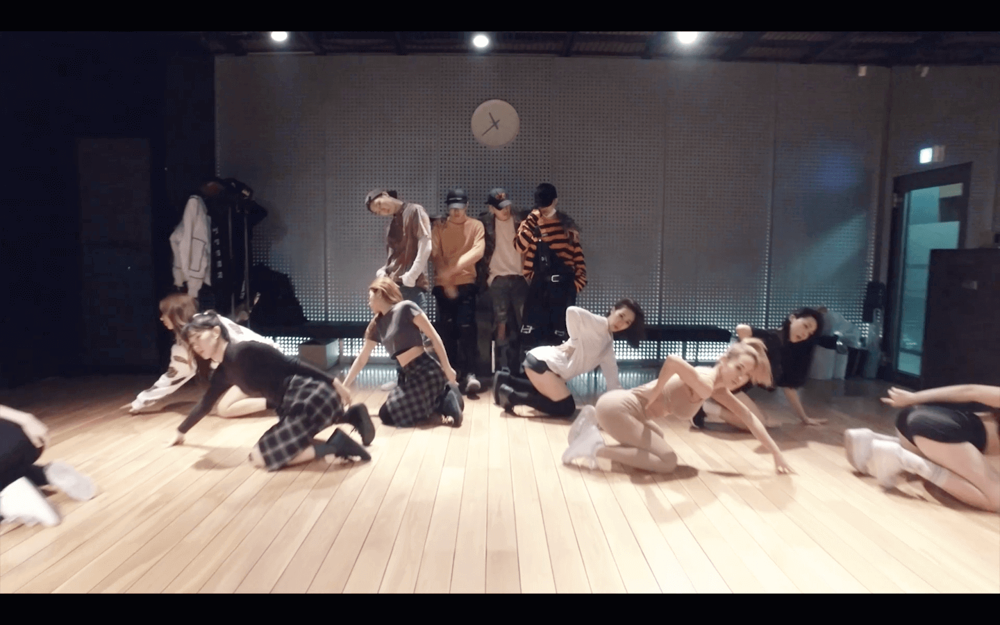 WINNER - 'REALLY REALLY' DANCE PRACTICE VIDEO