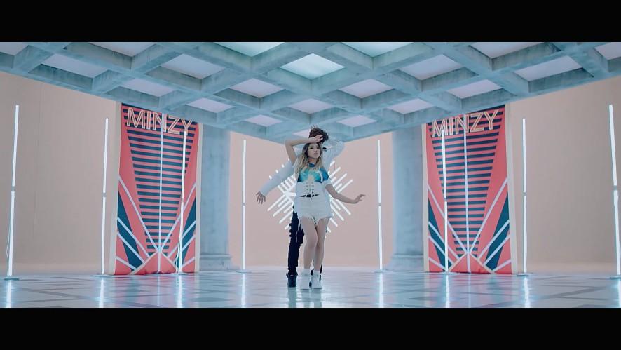 ★공민지(Minzy)★ 니나노 (Feat. 플로우식(Flowsik)) Music Video Teaser