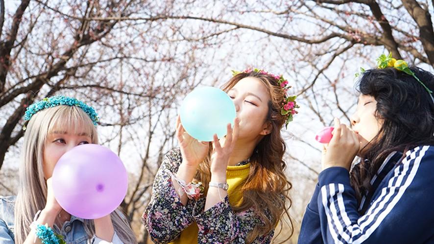 '바버렛츠의 봄' 발매기념 깜짝파티 & 2017 뮤즈인시티 프리쇼