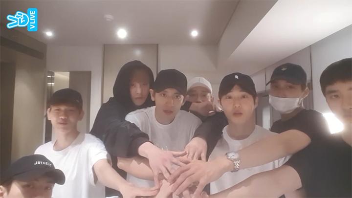 [EXO] 다시보는 엑소의 5주년 카운트다운🖐💕 (EXO's 5th anniversary)