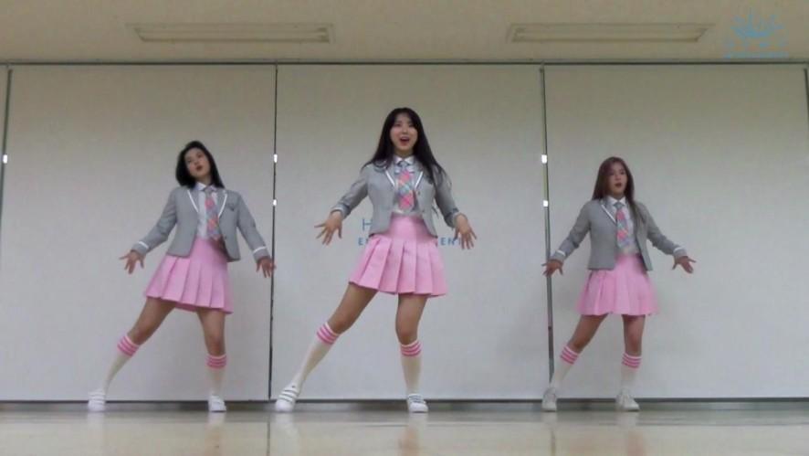 [Day_TV] #1. Pick Me + 나야 나 - 전민주&김은비&이수현