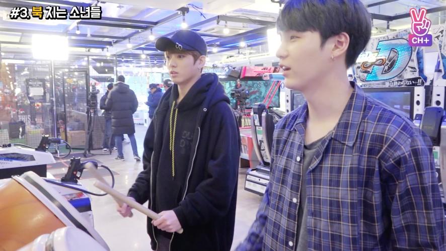 [BTS+] Run BTS! 2017 - EP.18 :: Behind the scene