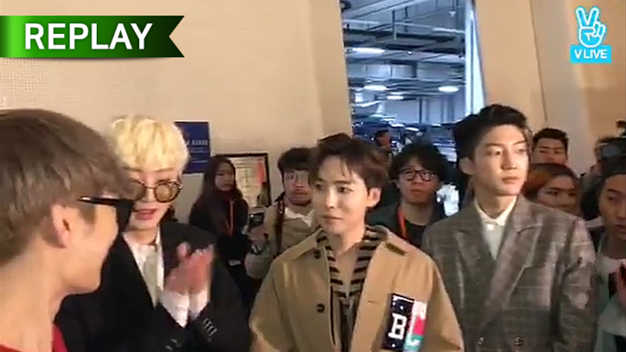 [StyLive] BEYOND CLOSET Backstage(WINNER, B1A4 etc.)