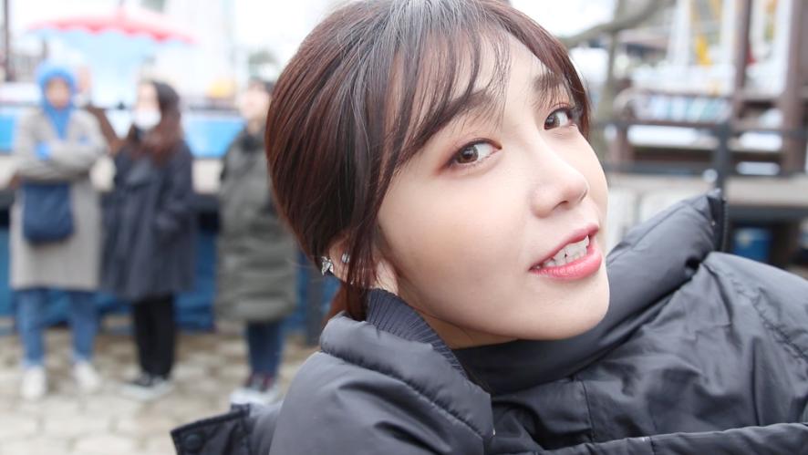 Jeong Eun Ji (정은지) 2nd Mini Album '너란 봄' M/V Making Film