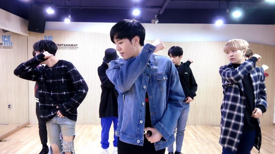 """GOT7(갓세븐) """"Never Ever"""" Dance Practice (Unlock Ver.)"""