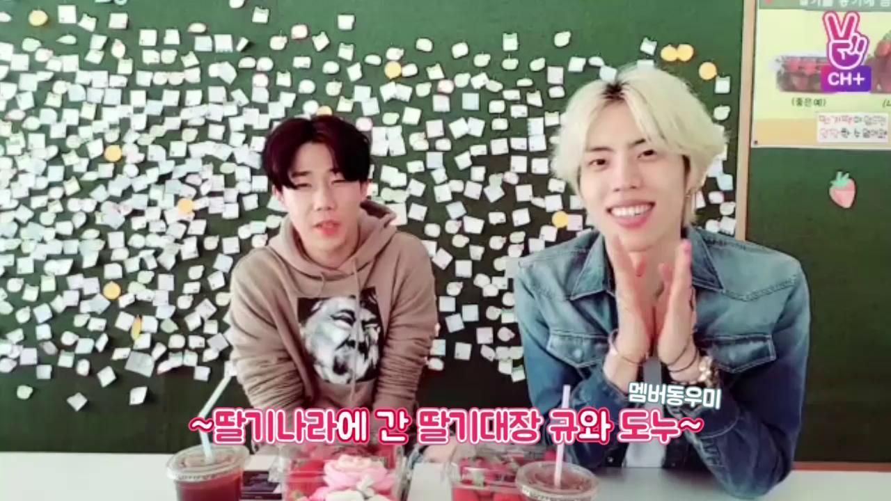 [CH+ mini replay] 딸기나라의 성규🍓 SungKyu in Strawberry Land🍓