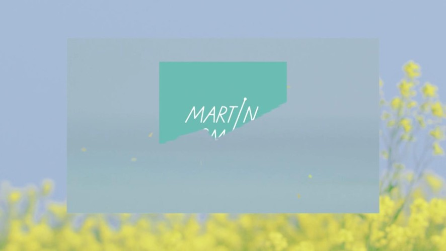 [M/V Teaser] 봄 그리고 너 (Paint On Spring) 마틴스미스 (Martin Smith)