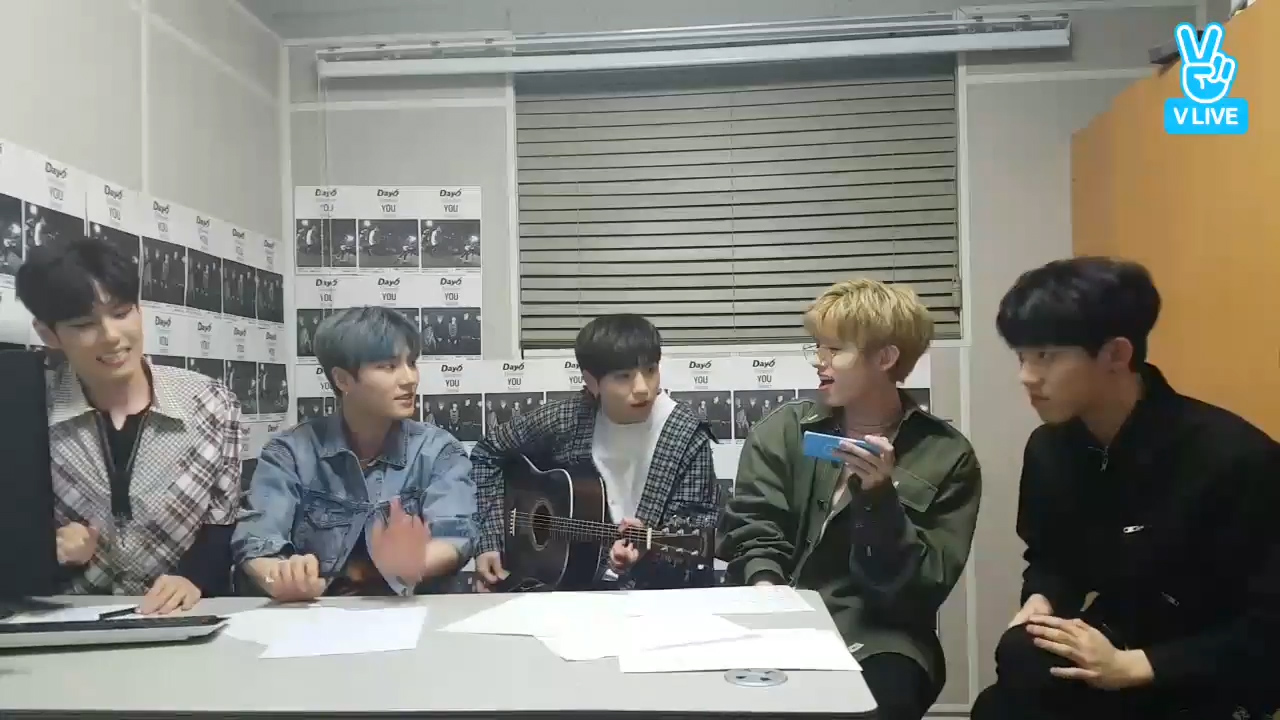 [DAY6] 이번 데작여작엔 봄이 왔나봄🌸 (DAY6 writing musics,  fans writing lyrics)