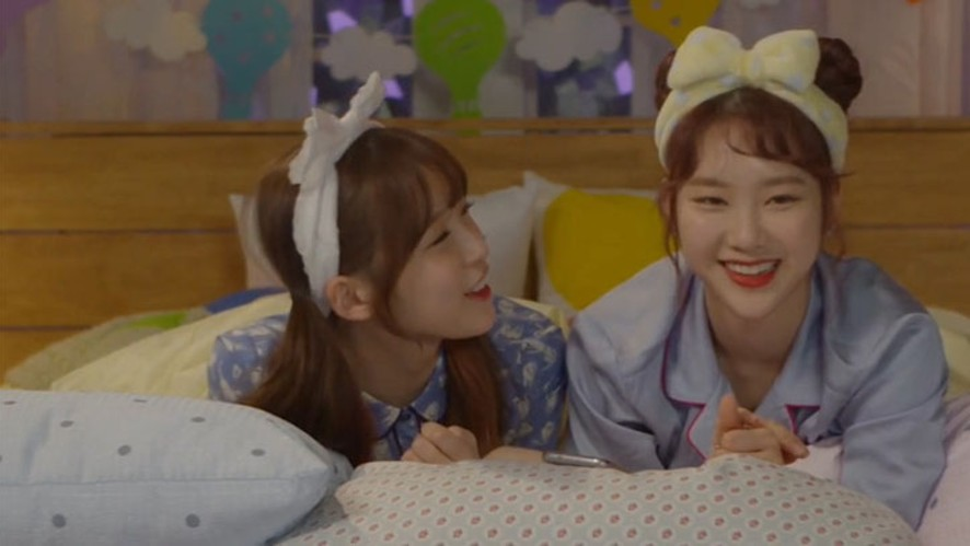 [OH MY GIRL] 세상 널리 퍼져야할 김죠와 아리니의 귀여움💓 (Adorable Jihoo&Arin)