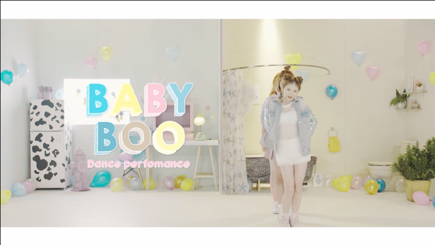 LIME - BABY BOO Official Music Video (Dance Ver)