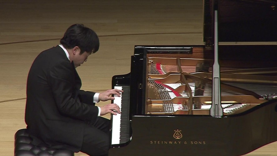 [Replay] 김선욱 피아노 리사이틀 2부. Sunwook Kim Piano recital 2nd part.