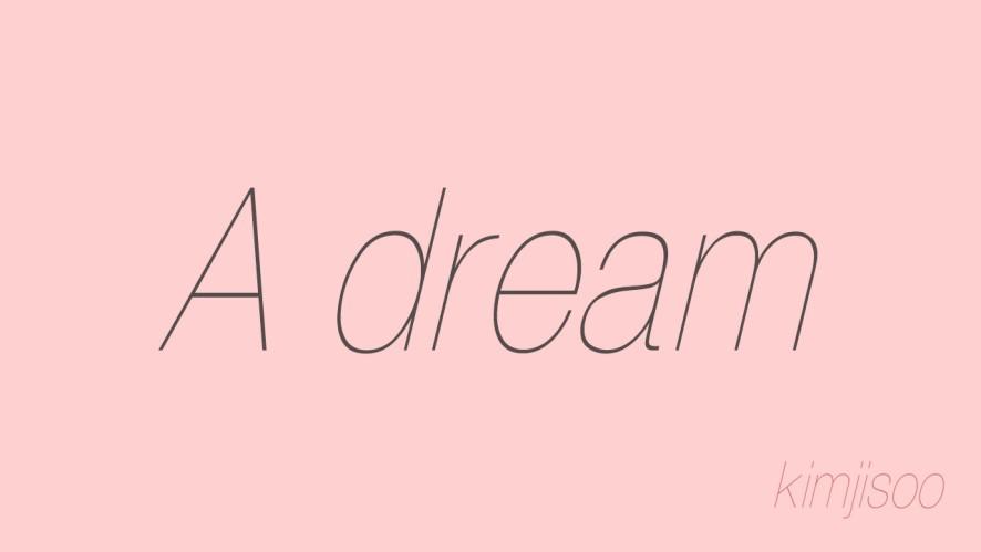 [D-5, 김지수 미니 앨범 발매 기념 콘서트 'A dream']