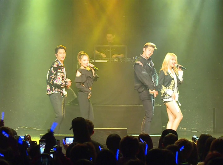 WILD KARD PARTY_♬ Oh NaNa