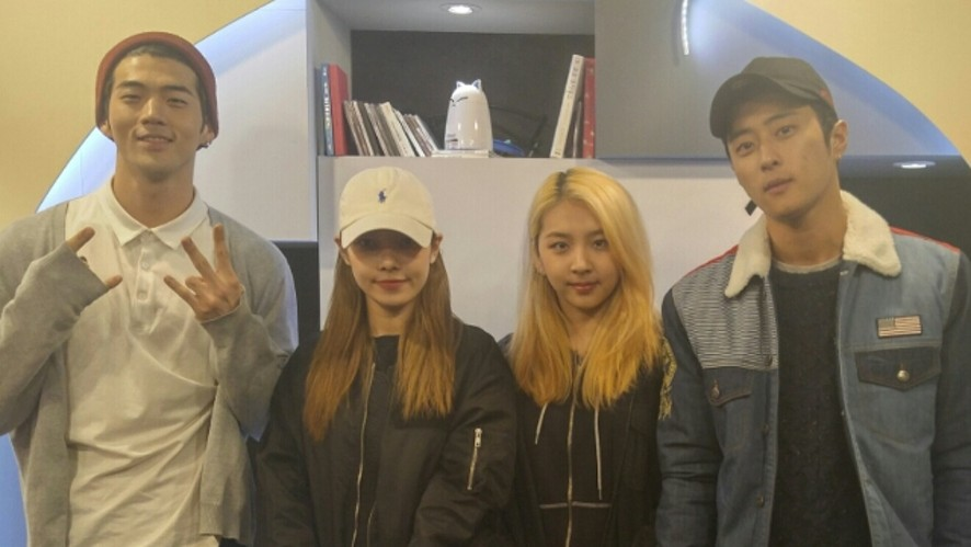 'K.A.R.D' Came from the Star !