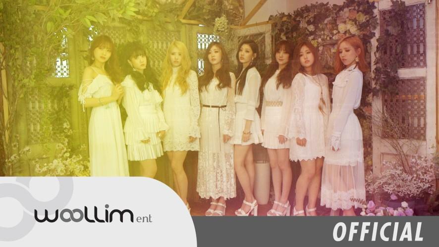 """[V 최초공개] 러블리즈(Lovelyz) 2nd Album Repackage """"지금, 우리"""" Prologue Film (Full Ver.)"""