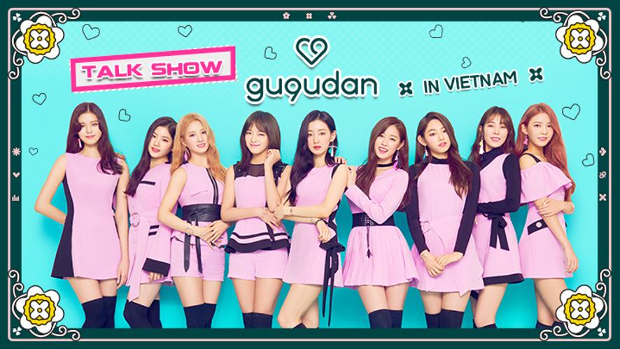 gugudan talk show in Vietnam