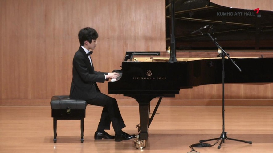 """[금호아트홀] """"Young and Prodigy"""" 임윤찬 Piano / [Kumho Art Hall] """"Young and Prodigy"""" Yun Chan Lim Piano"""