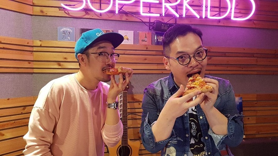 SuperKidd - 슈퍼키드 '3人3色 음악대결'