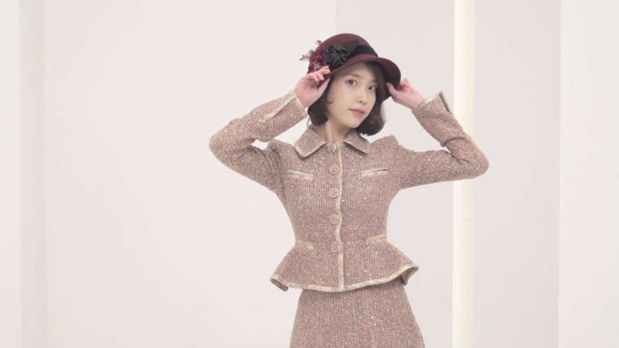 [IU TV] 'Palette' Album Making #2