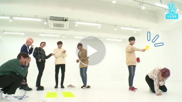 V LIVE - BTS GAYO - track 14