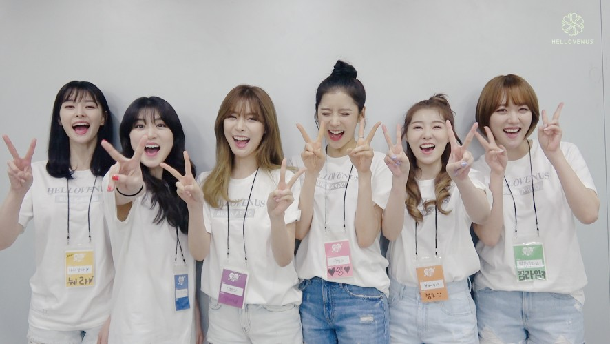 HELLOVENUS 헬로비너스 - 5years since Debut Greeting to Fan