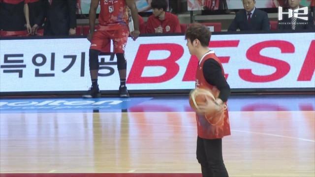 [Bonus Clip] KCC프로농구 챔피언결정전 시투