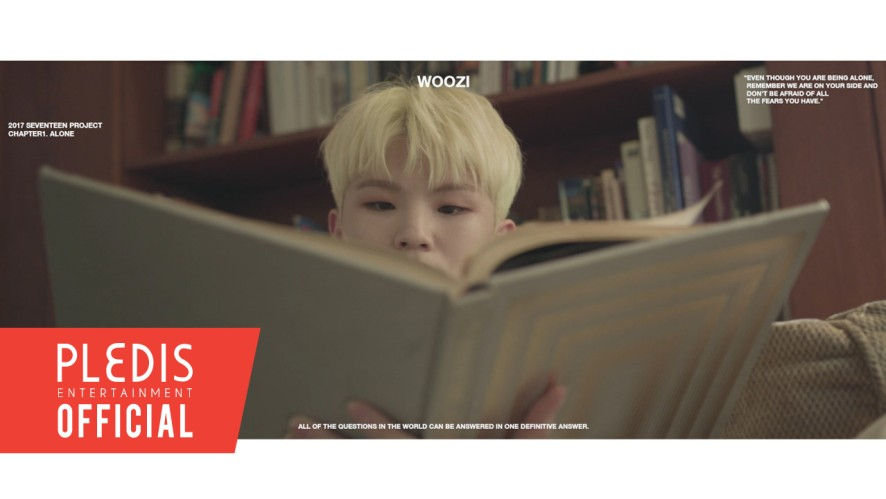 2017 SEVENTEEN Project Chapter1. Alone Trailer #WOOZI