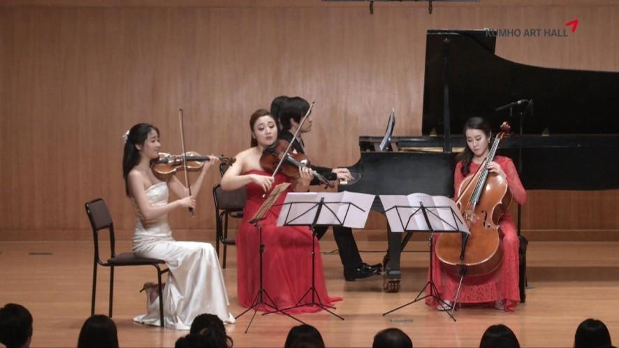 Kumho Asiana Soloists plays Mozart / [금호아시아나솔로이스츠] 모차르트 피아노사중주 K.493