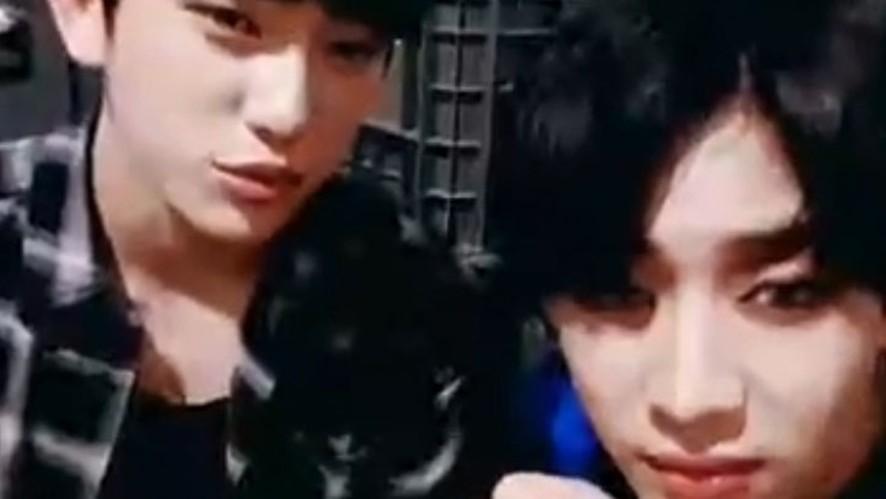 [GOT7] 완챤 중에 완챤은 찌녕의 Paradise❗️(Jinyoung&BamBam's Q&A time)