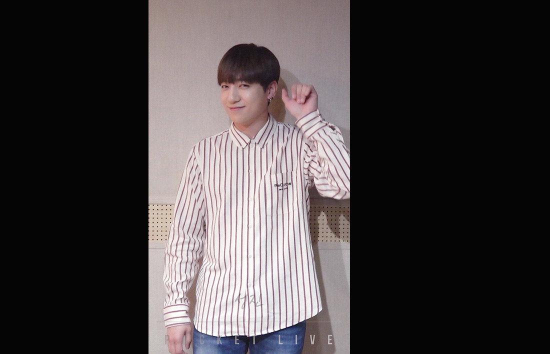 "[POCKET LIVE] DAY6(데이식스) Sungjin(성진) ""DANCE DANCE"""