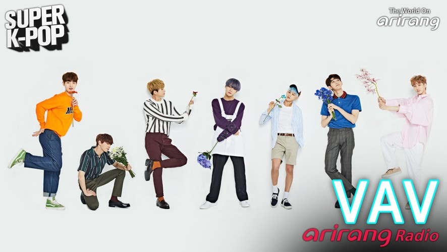 Arirang Radio (Super K-Pop/VAV)