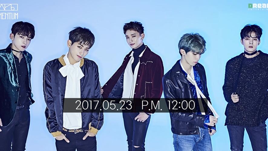 MAP6 3rd Single <MOMENTUM> Highlight Medley