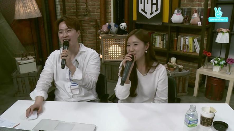 """JinJu và anh DongKi hát """"Muốn yêu ai đó cả cuộc đời"""""""