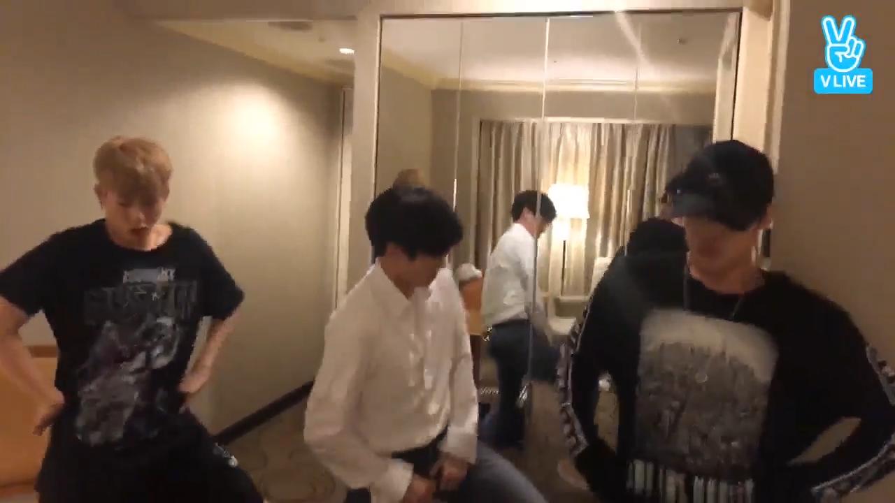 [MONSTA X] 몬베베 600일~ 알러빗💗 (MONSTA X dancing to I LUV IT)
