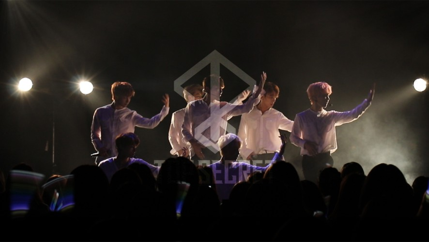 [일급비밀] '하루 열댓번 (UP&DOWN)' 무대 선공개 (미니2집 수록곡)