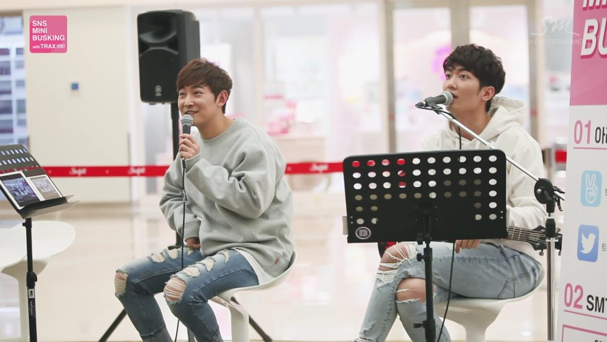 SNS MINI BUSKING with TRAX 트랙스_(5)