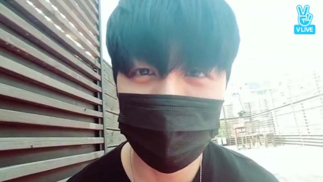 [SF9] 현실남친 영빈이와 루프탑 피크닉🌼  (Going on a picnic with YoungBin)