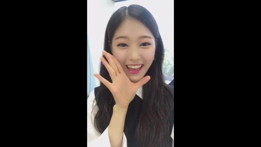 [이달의 소녀] 사랑해요, 김립! -현진-