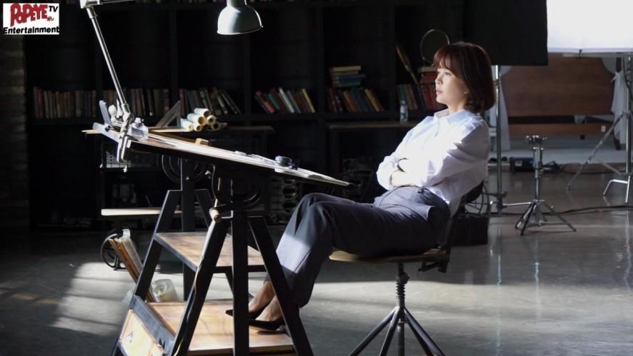 아름다움 넘치는 배우 신은정 메이킹 영상....★