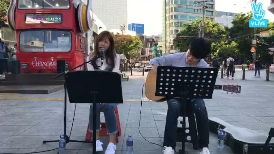 [TODAY시은] BUSKING TIME #1.