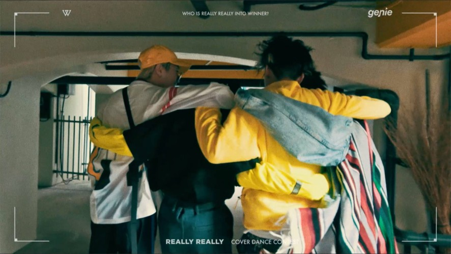 WINNER - 'REALLY REALLY' CHOREOGRAPHY BY HOONY