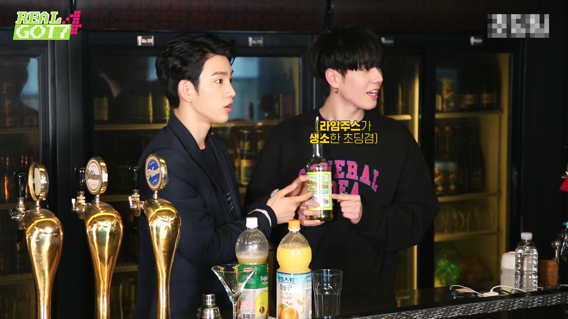 [REAL GOT7 Season 4] EP07. Drink, Play, Talk