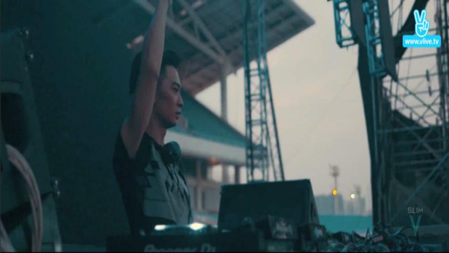 "SlimV Recap @ ""Go Hardwell Or Go Home"" In My Dinh Stadium, Ha Noi"