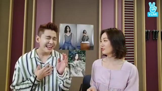 [JOO] 어느 늦은 아침(같은 저녁)의 사이좋은 정남매 (Jung sibling's V Live together)