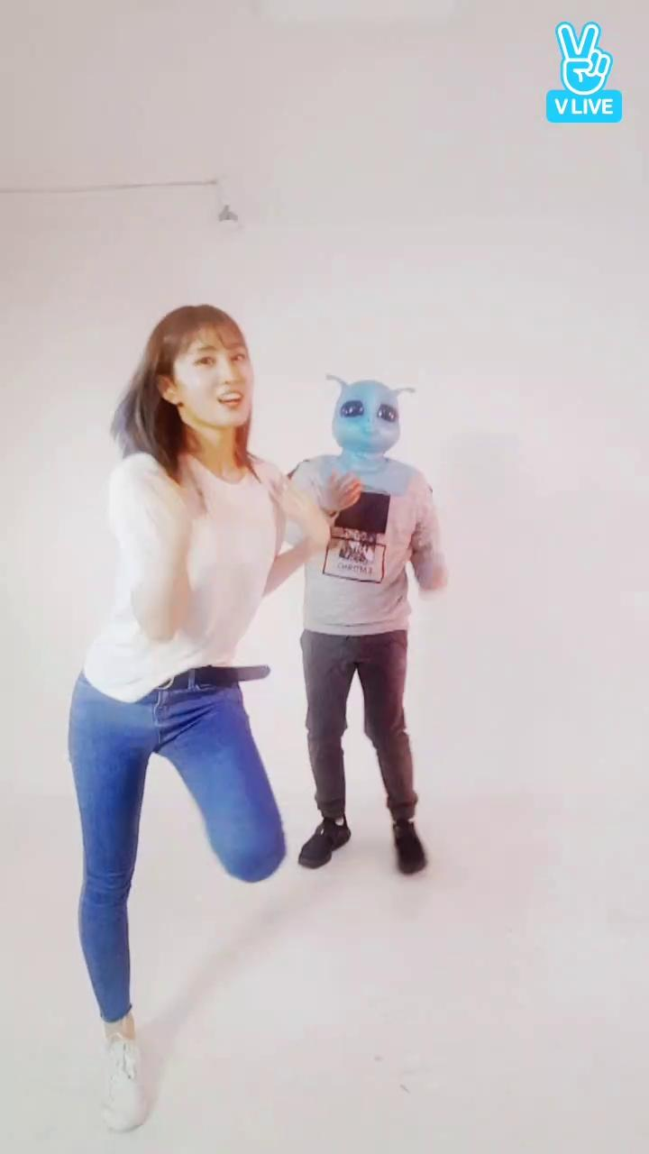 MOMO's SIGNAL DANCE TEACHING