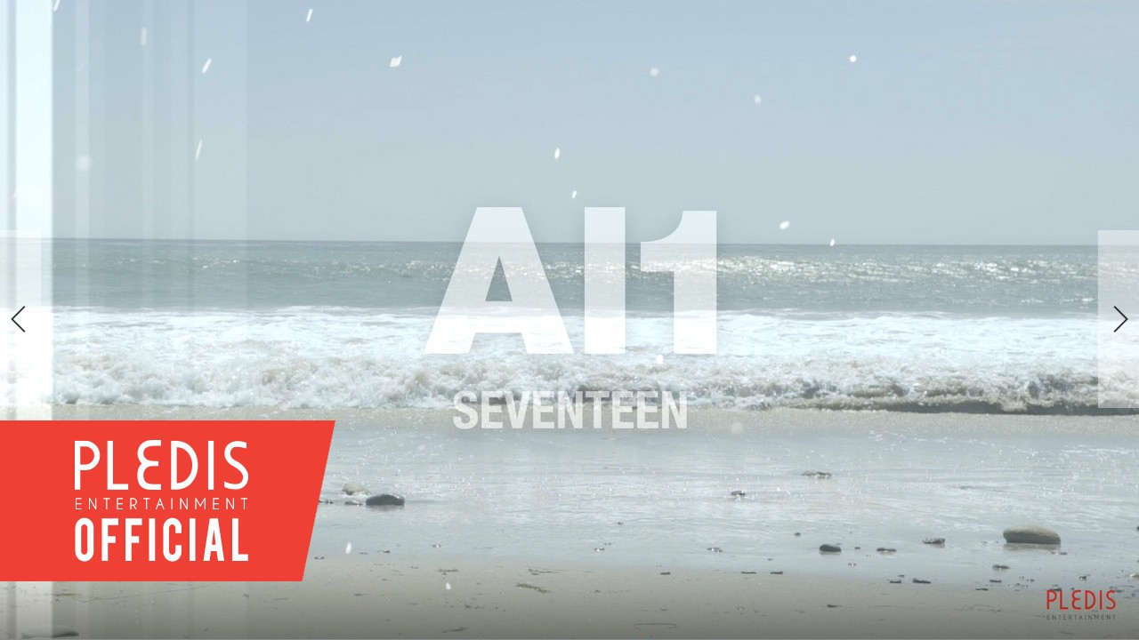 [SPECIAL VIDEO] SEVENTEEN 4th Mini Album 'Al1' JACKET BEHIND SCENE PART.2