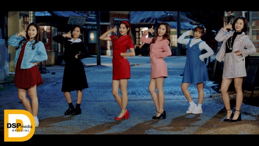 [Video] APRIL 2nd Single Album 'MAYDAY' M/V