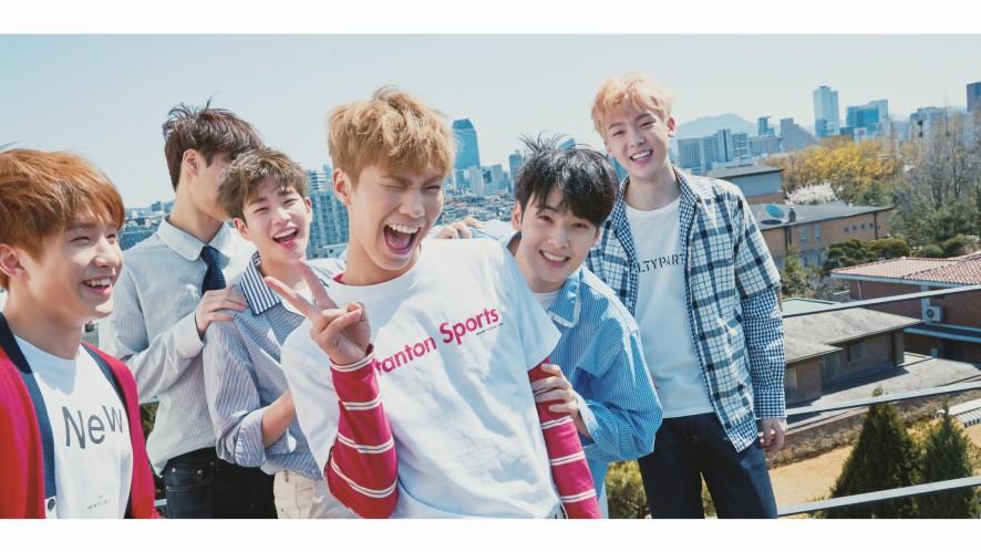 ASTRO 아스트로 - 4th Mini Album 'Dream Part.01' JACKET MAKING FILM