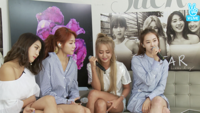 LONELY - SISTAR GOOD BYE LIVE 'LONELY'